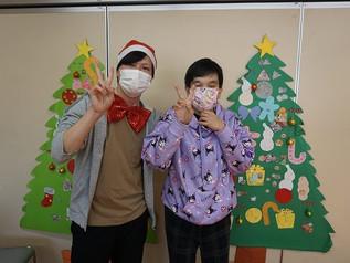 今年もクリスマス会を行いました。