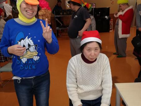 クリスマス会 風のうた編