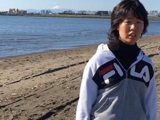 葛西臨海公園から富士山が見えました【サポセンでの外出支援を利用してお出かけ】