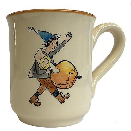 """Mug """"Ursli mit Glocke vorne"""" 0.3l"""