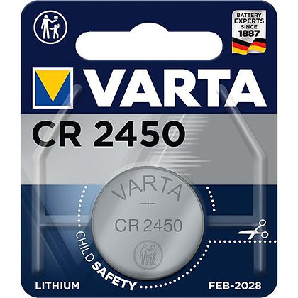 Lithium-Knopfzelle CR 2450