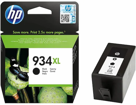 HP 934 XL black