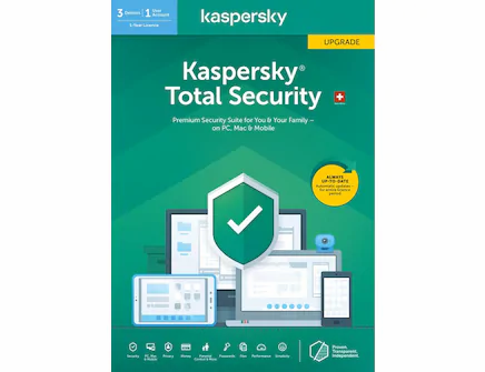 Antivirus Kaspersky Total Security KL1949G5CFR-20SUI