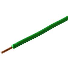 T-Draht 1.5mm² grün Ring 25m