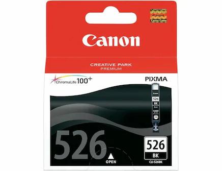 Canon CLI-526 BK, GY, Y, M, C