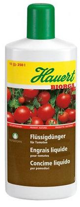 Biorga Hauert Tomatendünger 1L