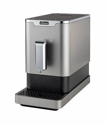 KOENIG Finessa Kaffeemaschine Vollautomat Silber