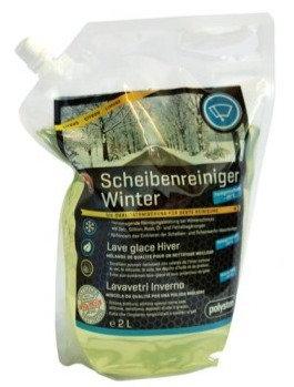 Scheibenreiniger Winter Polyston 2 lt -20° Citrusduft