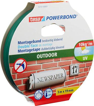 Montageband outdoor