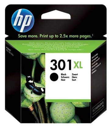 HP 301 XL black