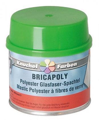 Polyester Faserspachtel , Motip mit Härter zusatz