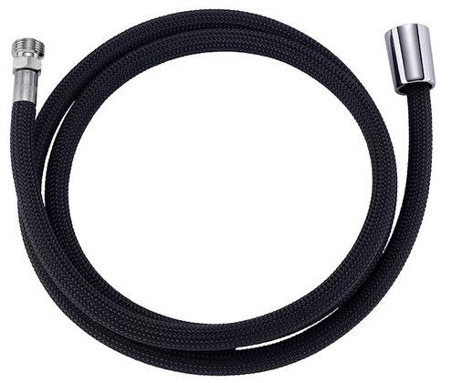 """Auszugsschlauch Nylon schwarz 3/8"""" 150cm"""