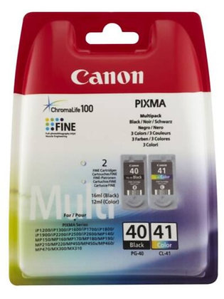 CANON PG-40 / CL-41