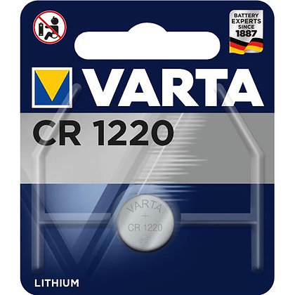 Lithium-Knopfzelle CR 1220