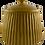 Thumbnail: Dose mit Deckel gelb Bloomingville