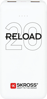 Skross Reload 20 Power Bank + Buzz Cable