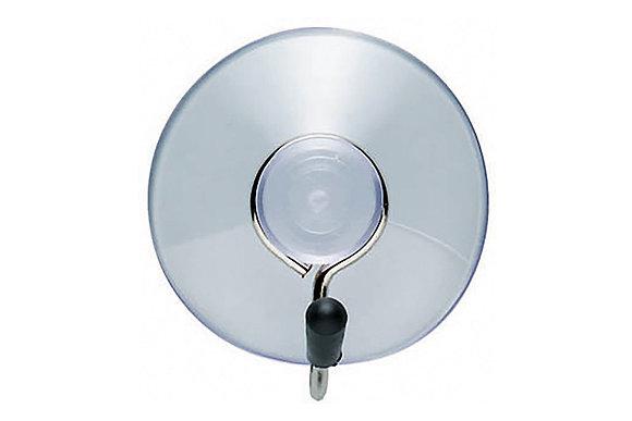 Saughaken transparent 2Stück ø4.2cm
