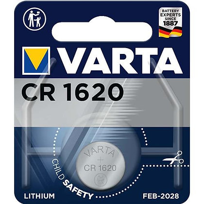 Lithium-Batterie CR 1620