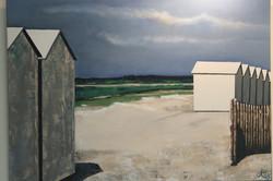 """""""cabanes de plage"""" 2014 VENDU"""