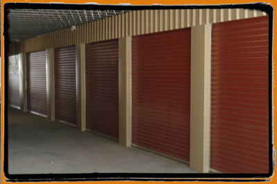 Shed Roller Door Options