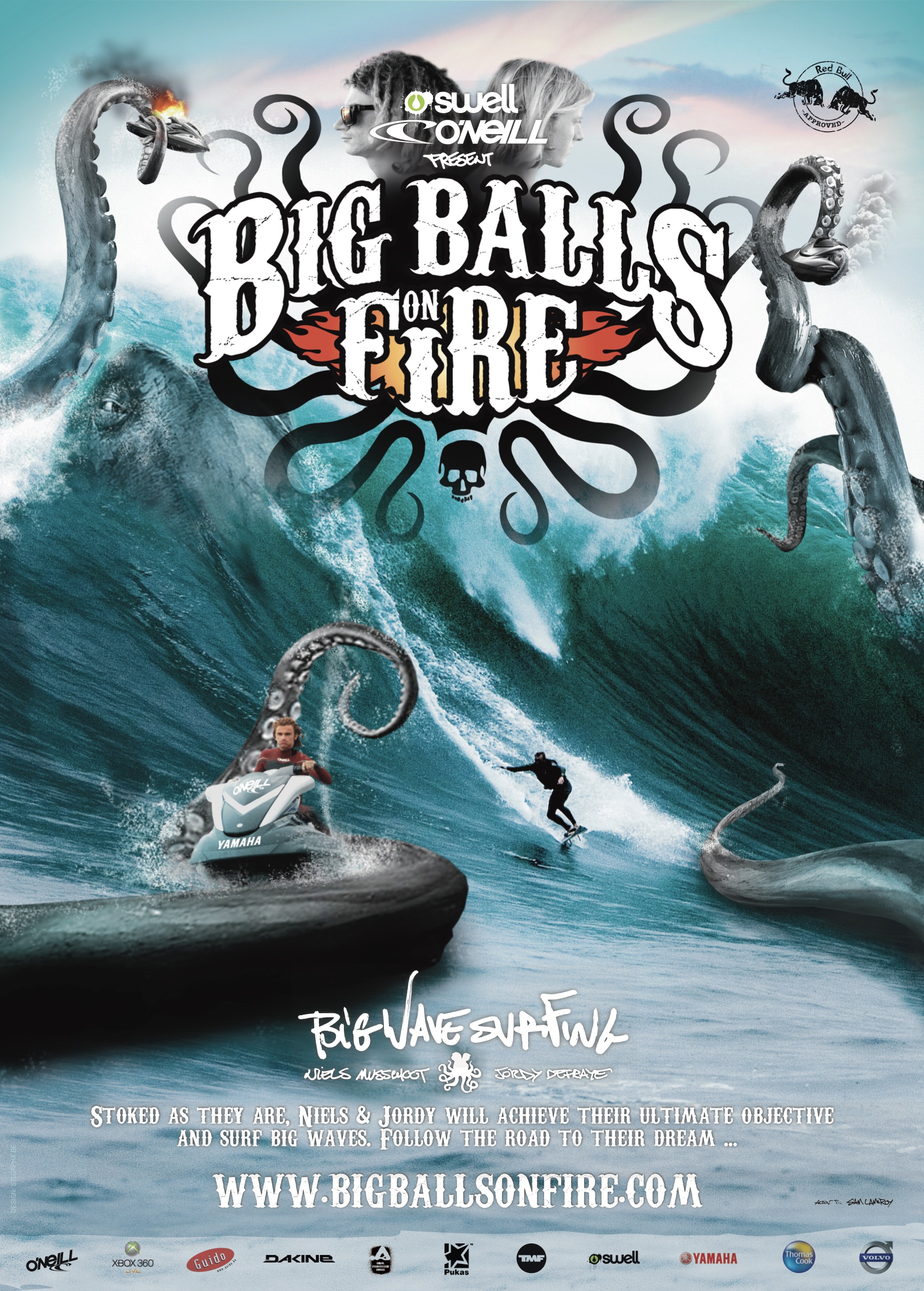 Big Balls of Fire