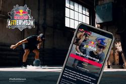 Red Bull - AFitERWORK