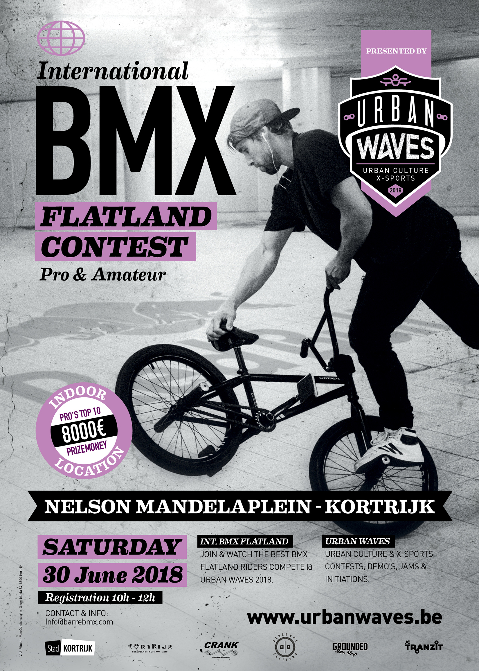 Urban Waves - BMX Flatland Contest