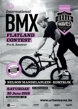 Urban Waves - BMX Flatland Contest