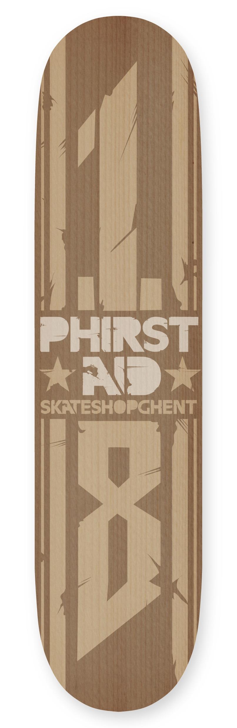 1st8 Skateshop Ghent