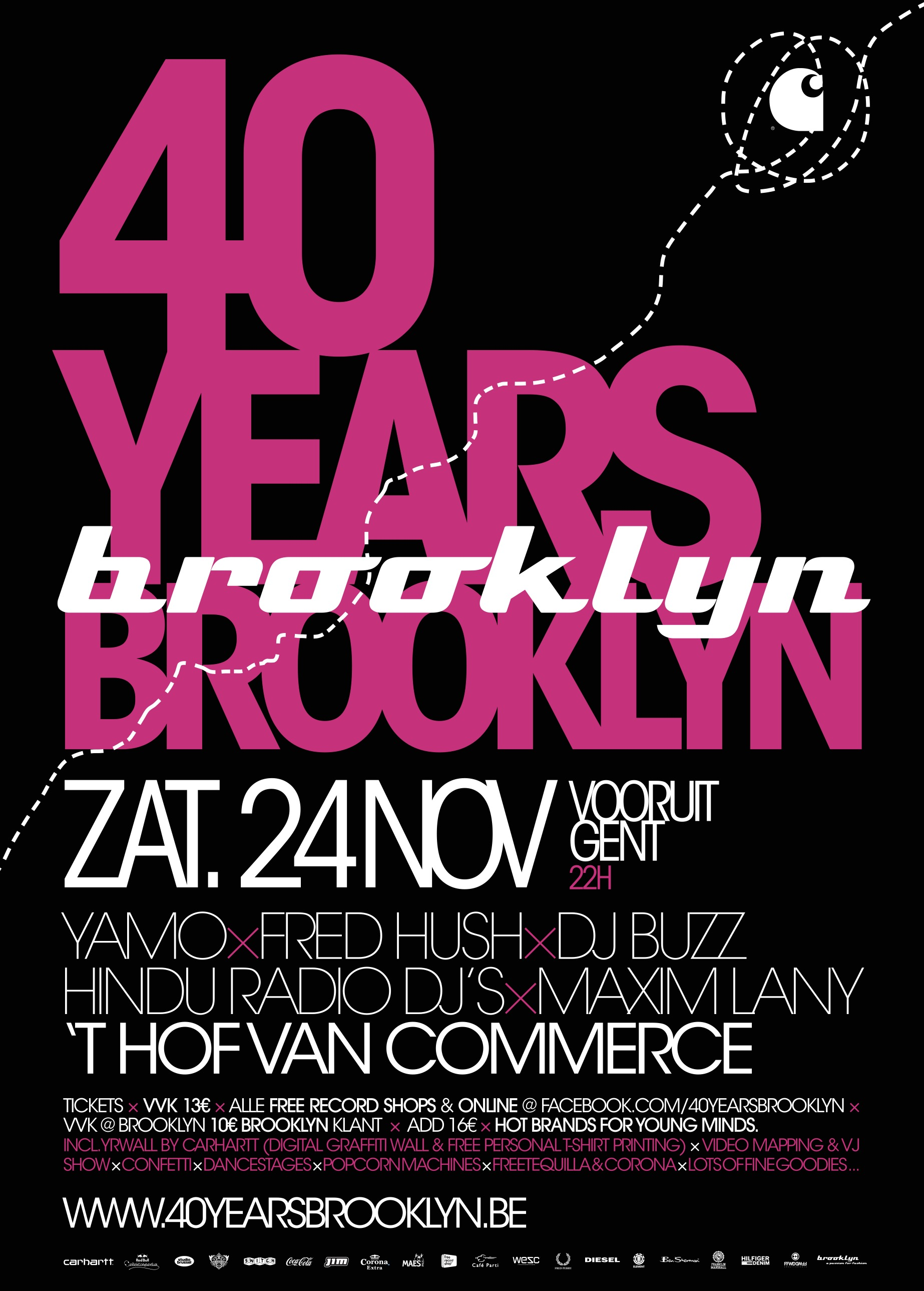 40 Years Brooklyn