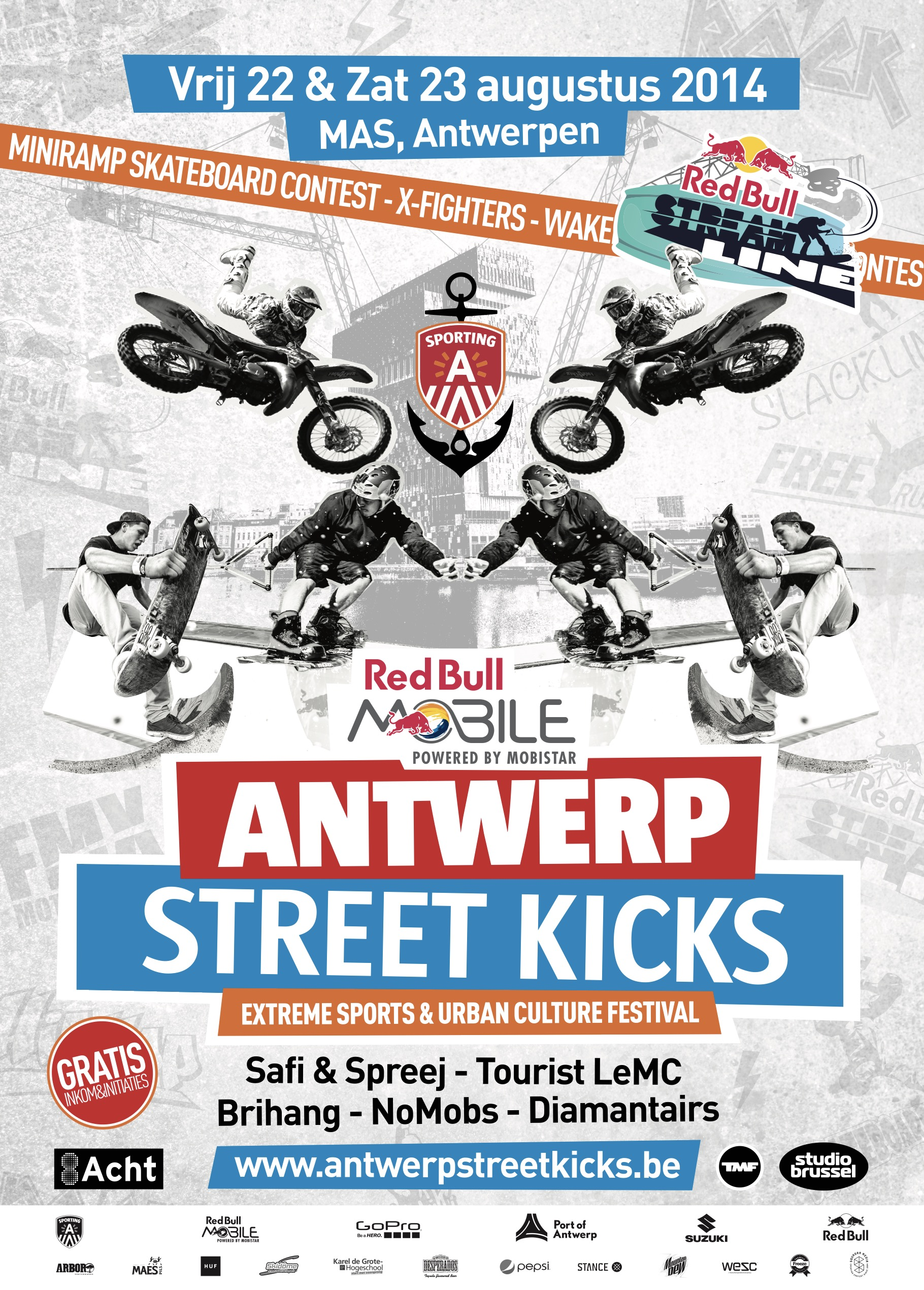 Antwerp Street Kicks