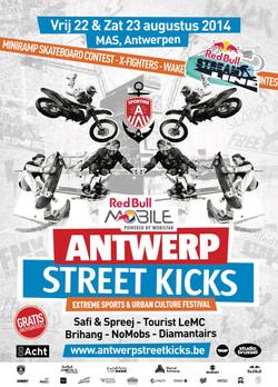 Antwerp Street Kicks