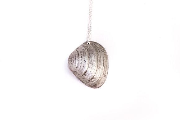Noordzee verticaal - Zilver