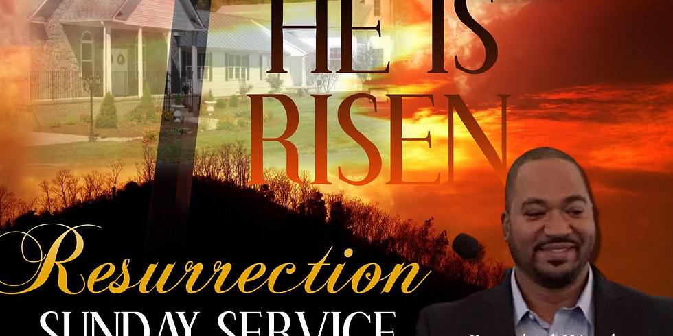 Resurrection Sunday Joint Service