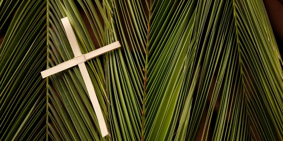 Palm Sunday & Easter Egg Hunt