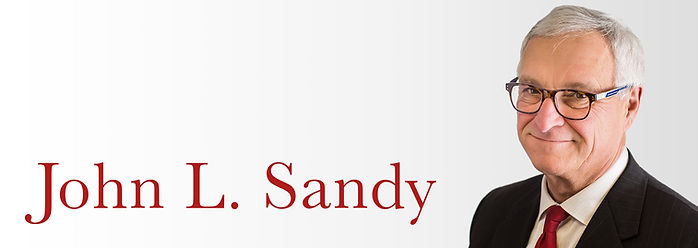 John L. Sandy | Iowa Lawyer