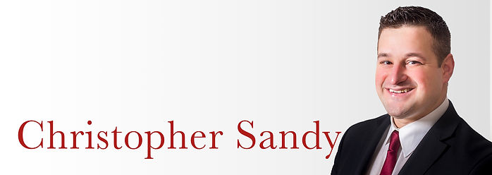 Christopher Sandy | Iowa Lawyer