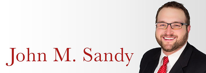 John M. Sandy | Iowa Lawyer