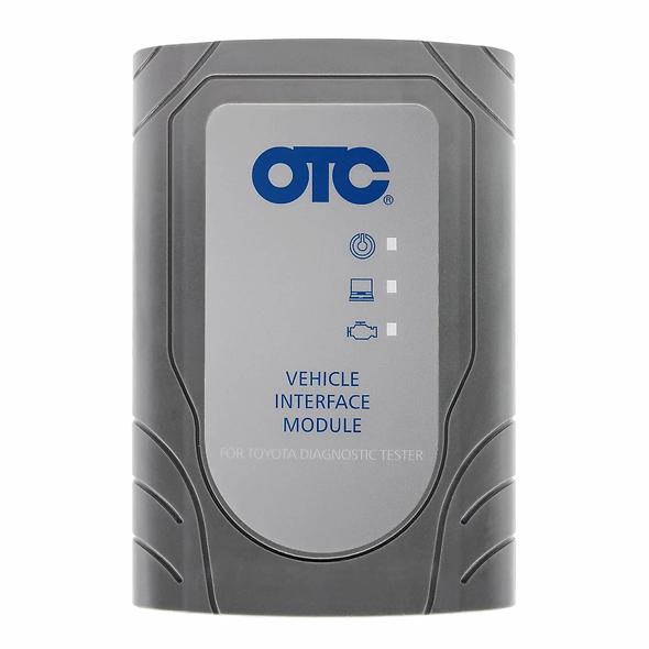 TOYOTA OTC son V15.30.026 küresel Techstream GTS OTC VIM OBD tarayıcı