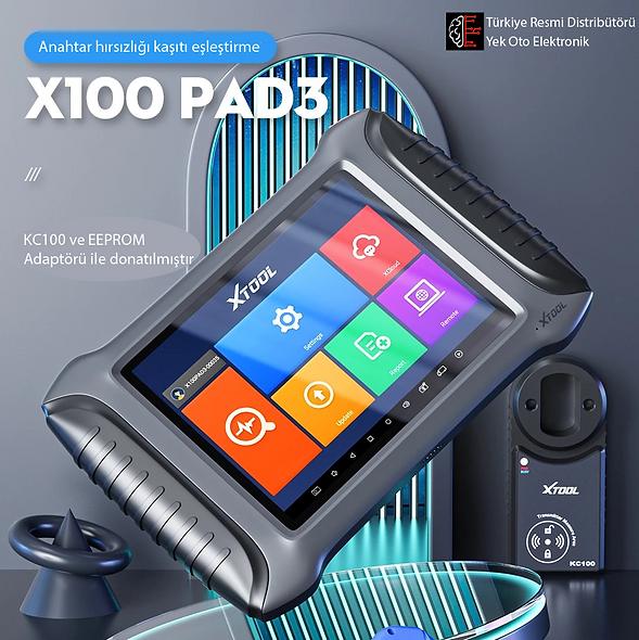 X100 PAD3