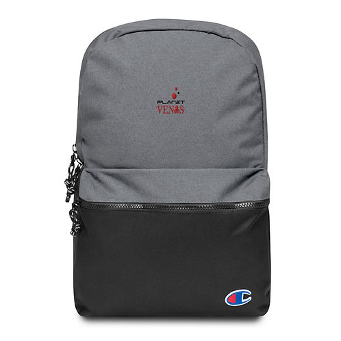 PV - Embroidered Champion Backpack