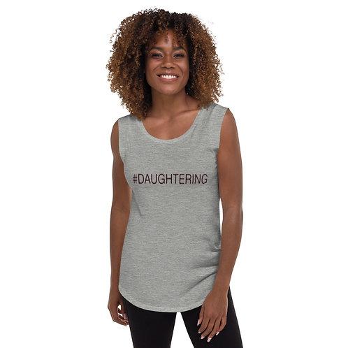 PV - Daugthering Ladies' Cap Sleeve T-Shirt