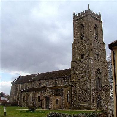 St Bartholomew's, Brisley.jpg