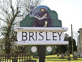 Brisley Village Sign