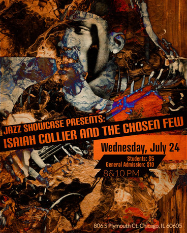 Isaiah Collier And The Chosen Few