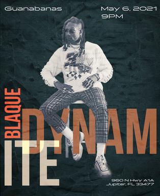 Blaque Dynamite Guanabanas