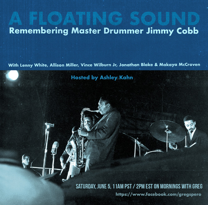 A Floating Sound: Remembering Jimmy Cobb
