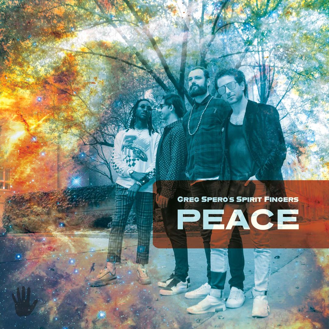 Spirit Fingers 'Peace'