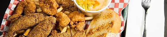 Fried Seafood Baskets