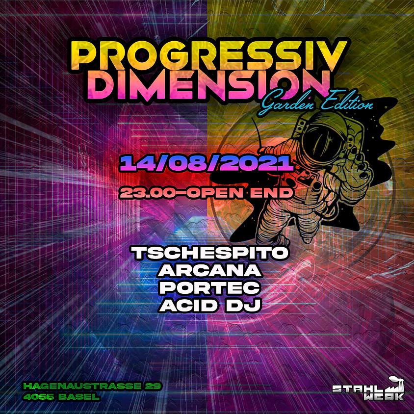Progressive Dimension